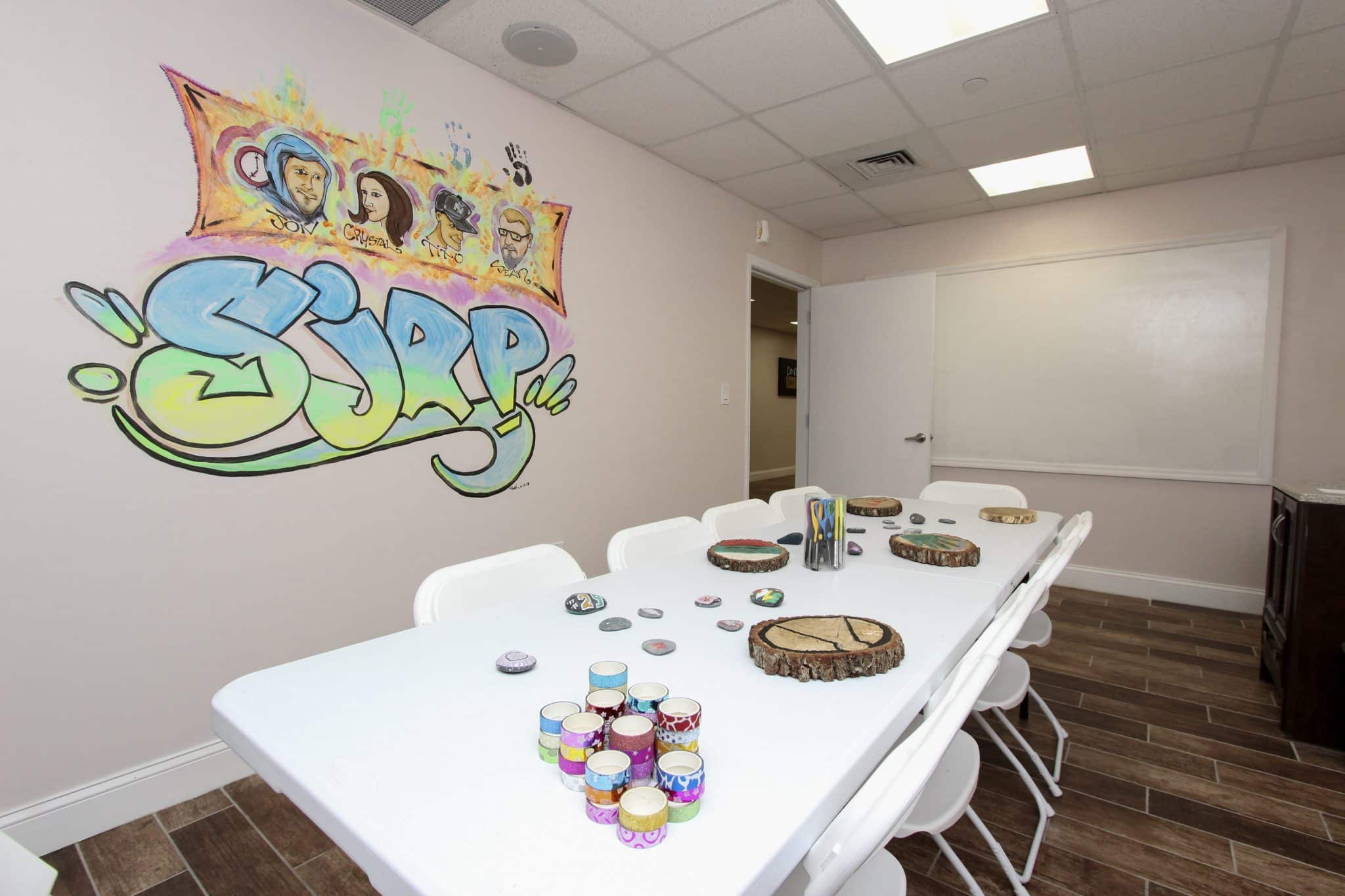 Art Therapy Florida Recovery Center