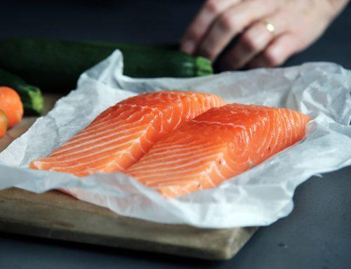 Chef's Corner: Serotonin & Salmon Spinach Salad
