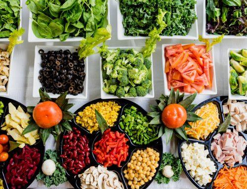Balanced Diet: Vegetables