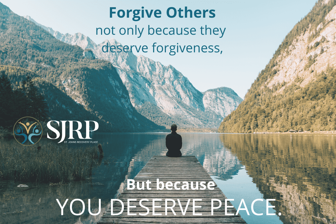 Forgive Others Heal Mental Illness