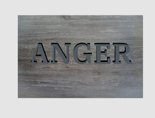 Accepting Anger
